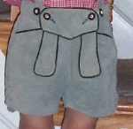 Boy's Lederhosen