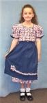 Girl's Dirndl Dress